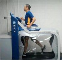 The Anti Gravity Treadmill